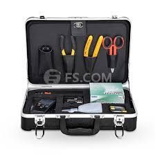 FTTH fiber optic test tool kit FS-1001