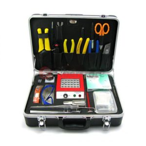 Fiber connector termination tool kit FB-3601