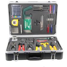 fiber optic polishing tool kit FS-03E