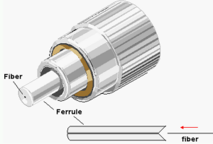 fiber optic connector ferrule
