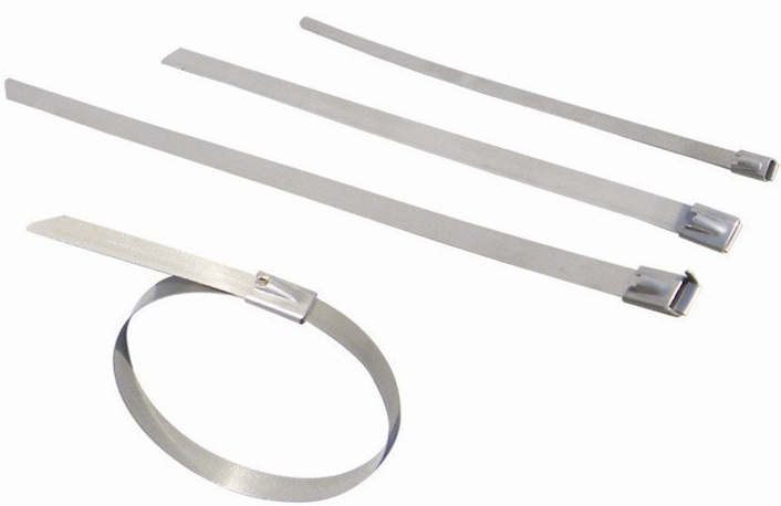 Stainless Steel Wire Ties : Different kinds of cable tie solutions which do you