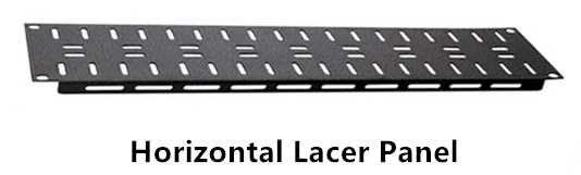 Horizontal Lacer Panel
