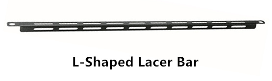 L-Shaped Lacer Bars