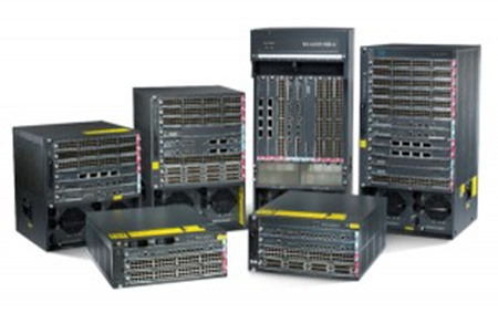 Cisco Chassis Switches