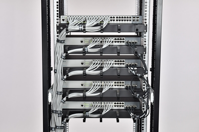 S3800-24T4S stackable 24 port 10GbE switch