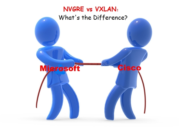 NVGRE vs VXLAN What's the Difference