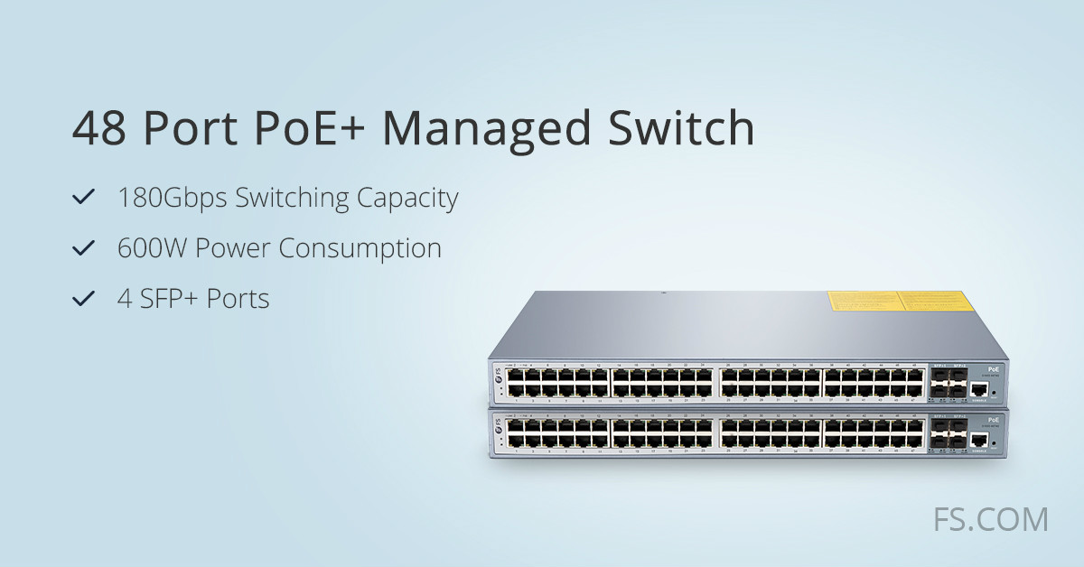 48 port switch