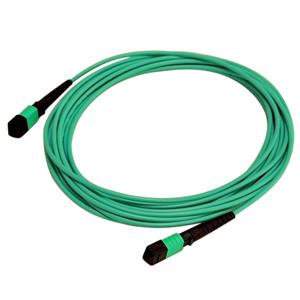 12 fibers mpo mtp fiber optic cable fiber cabling solution. Black Bedroom Furniture Sets. Home Design Ideas