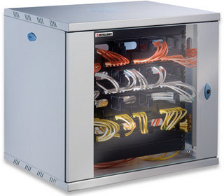 Fiber Splice Tray & Wall Mount Network Cabinet-For Better Cabling ...