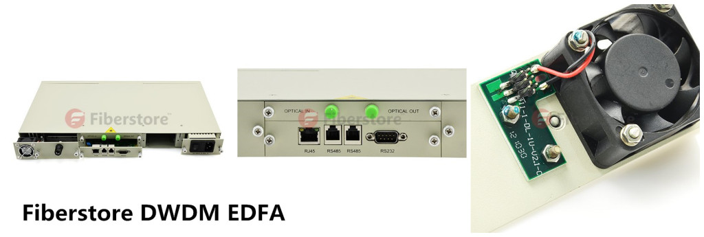 Fiberstore DWDM EDFA