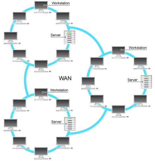 comparison between lan and wan architecture computer science essay What is the real difference between lan and wan lan: a local area network (lan) is a computer network that connects computers and devices in a limited geographical area such as home, school computer science philosophy more (10.