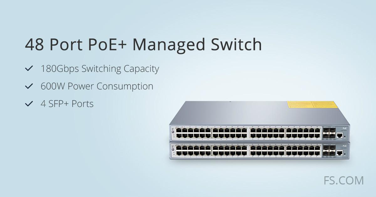 48 port switch